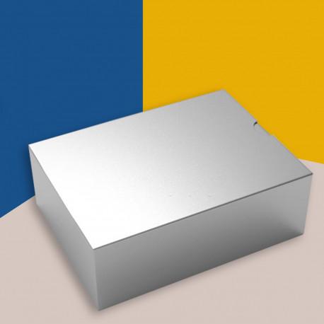 Silver Foil Boxes image